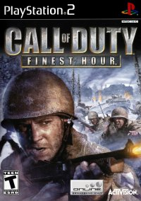 Обложка Call of Duty: Finest Hour