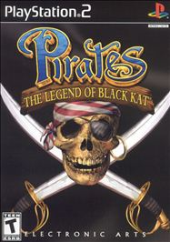 Обложка Pirates: The Legend of Black Kat