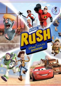 Kinect Rush: A Disney-Pixar Adventure – фото обложки игры
