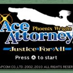 Скриншот Phoenix Wright: Ace Attorney - Justice for All – Изображение 16