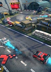 Обложка Mini Motor Racing WRT