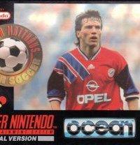 Обложка Lothar Matthäus Super Soccer