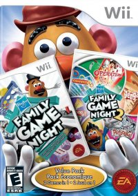 Hasbro Family Game Night 1 & 2 Bundle – фото обложки игры