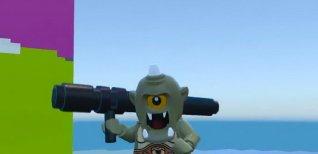 LEGO Worlds. Мультиплеерный трейлер