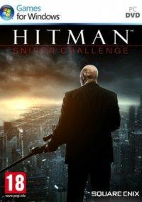 Обложка Hitman: Sniper Challenge