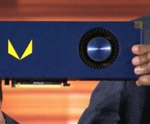 Слишком круто для геймеров: AMD показала Radeon Vega Frontier Edition