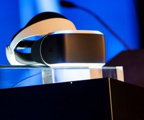 Sony откроет виртуальную реальность очками Project Morpheus
