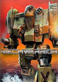 Обложка MechWarrior (2011)