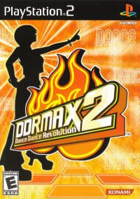 Обложка DDRMAX2: Dance Dance Revolution