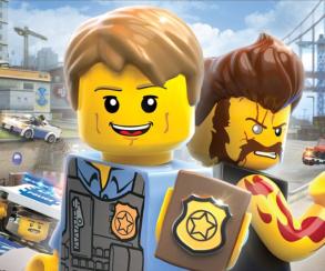 LEGO City Undercover. Трансляция