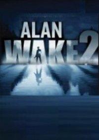 Обложка Alan Wake 2