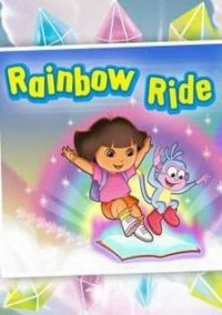 Обложка Dora Saves the Crystal Kingdom: Rainbow Ride