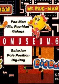 Обложка Namco Museum 64