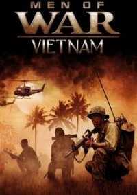 Обложка Men of War: Vietnam
