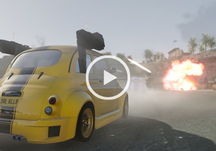 Gas Guzzlers: Убойные гонки
