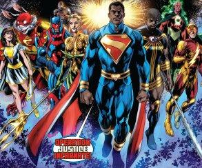 Совместное приключение Суперменов из разных вселенных подошло к концу