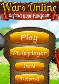 Обложка Wars Online: Defend Your Kingdom