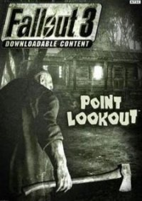 Обложка Fallout 3: Point Lookout