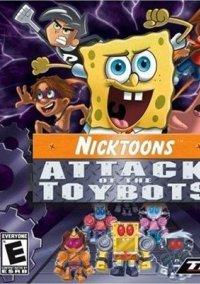 Обложка Nicktoons Attack of the Toybots