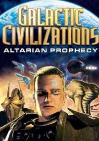 Обложка Galactic Civilizations: Altarian Prophecy