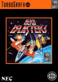 Обложка Aero Blasters