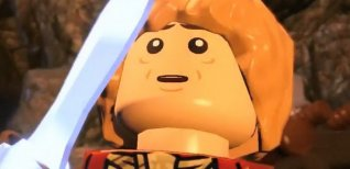 LEGO The Hobbit. Видео #3
