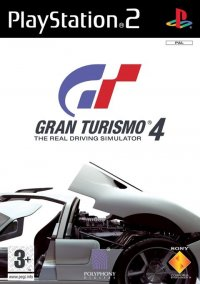 Обложка Gran Turismo IV
