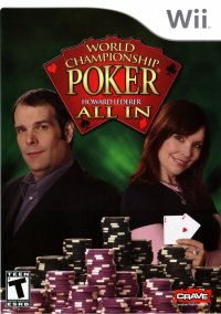 Обложка World Championship Poker: Featuring Howard Lederer