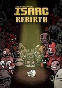 Обложка The Binding of Isaac: Rebirth