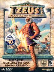 Обложка Zeus: Master of Olympus