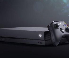 НаE3 2017 Microsoft показала свою новую консоль— Xbox One X