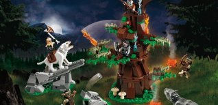 LEGO The Hobbit. Видео #5