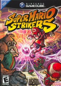 Обложка Super Mario Strikers