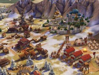 Sid Meier's Civilization VI— Шон Бин, мультяшность иджихад