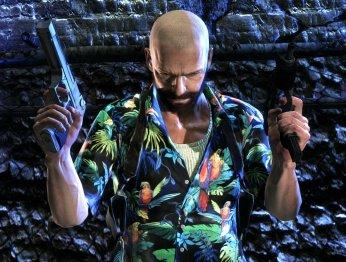Флешмоб и party hard в честь выхода Max Payne 3!