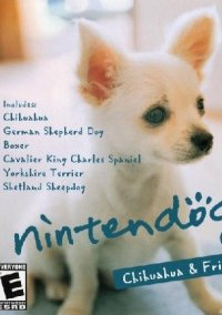 Обложка Nintendogs Chihuahua & Friends