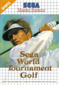 Обложка Sega World Tournament Golf