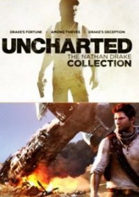 Обложка Uncharted: The Nathan Drake Collection