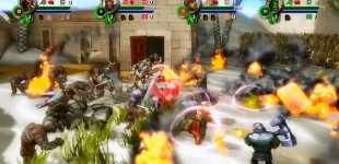 Orc Attack: Flatulent Rebellion. Видео #1