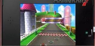 Mario Kart 7. Видео #3