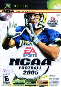 Обложка NCAA Football 2005