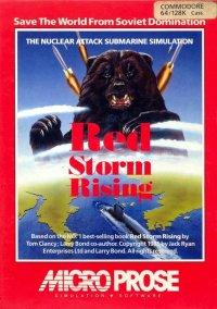 Обложка Red Storm Rising
