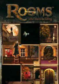 Rooms: The Main Building – фото обложки игры
