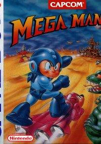 Обложка Mega Man 3