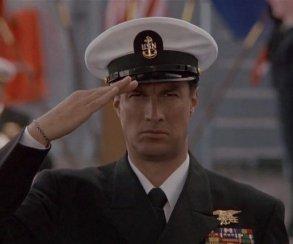 Стивен Сигал стал экспертом по героизму в команде World of Warships