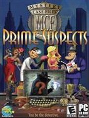 Обложка Mystery Case Files: Prime Suspects