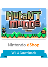 Обложка Mutant Mudds Deluxe