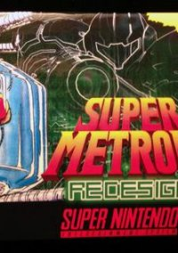 Обложка Super Metroid Redesign