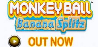 Super Monkey Ball: Banana Splitz. Видео #1
