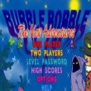 Обложка Bubble Bobble: The New Adventures